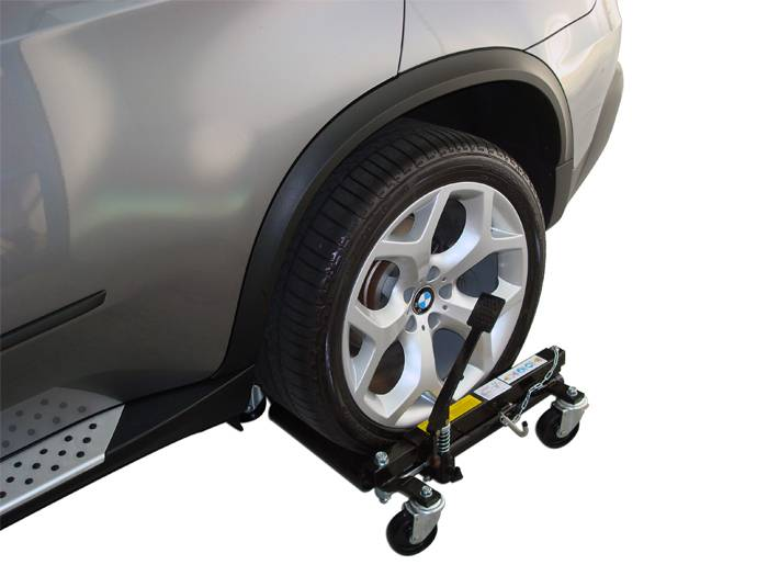 sogi cric idraulico a carrello posizionatore sotto auto sogi po-04 sposta auto