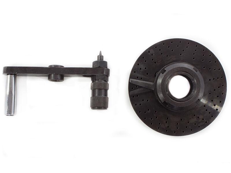 SOGI Disco divisore per tavola a dividere foro 28 mm rotante fresa SOGI S2-80D S3-50 S3-70D S4-80D