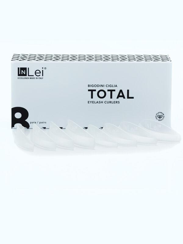 """In Lei Italia In Lei® """"TOTAL""""-bigodini in silicone 8 misure mix"""