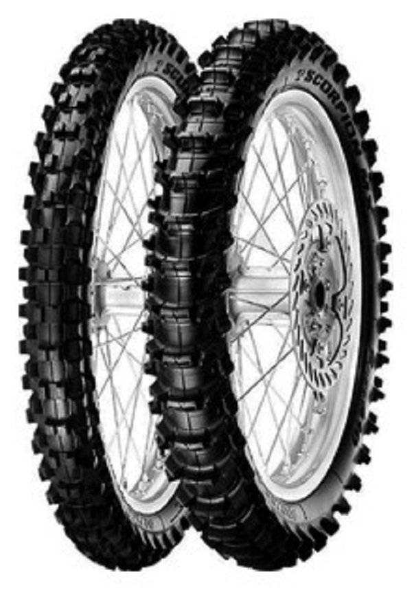 Pirelli Scorpion MX Soft 410 110/90X19 62M NHS