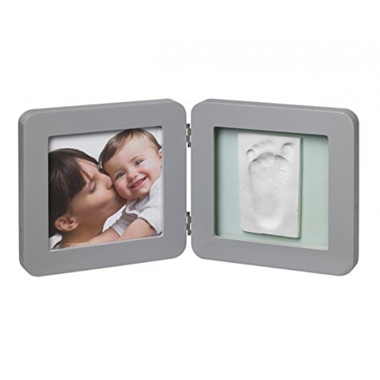 Baby Art Kit Impronta Baby Art Print Frame Grey