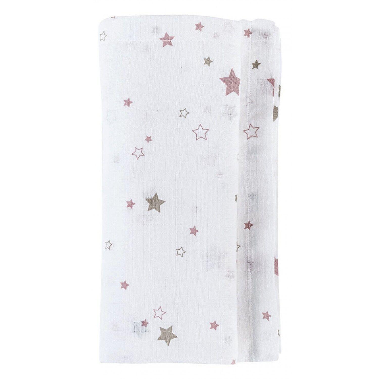 picci copertina multiuso picci baby swaddle stella converse rosa 75x90 cm