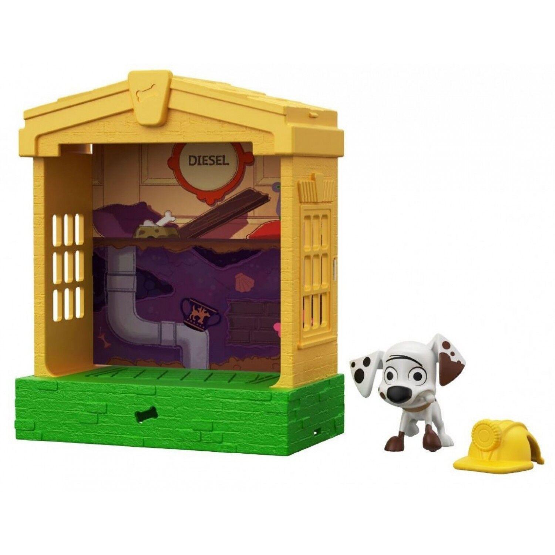 Mattel Cuccia Mattel Carica dei 101 Dalmatian Street Diesel