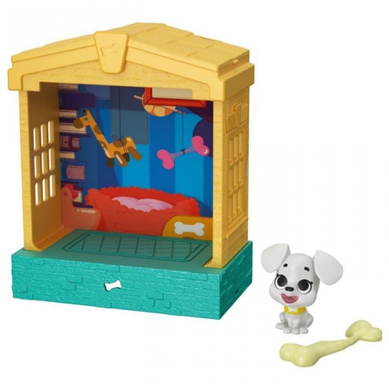 Mattel Cuccia Mattel Carica dei 101 Dalmatian Street Dorothy