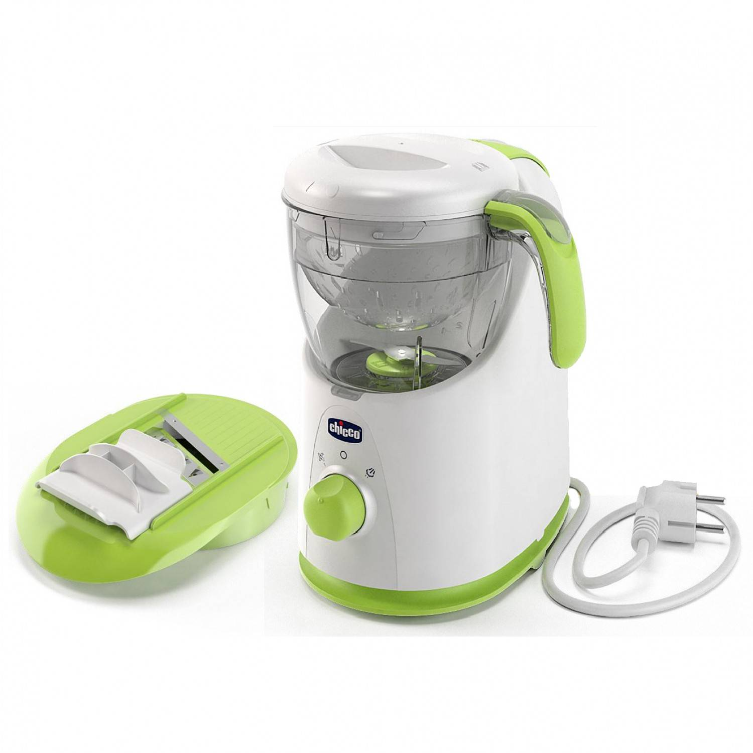 chicco easy meal 2 in 1 cuocipappa