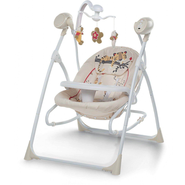 Foppapedretti Sdraietta Altalena Foppapedretti Carillon Baby Tiger