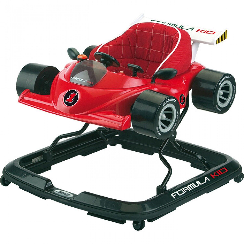 Jané Girello Jane Formula Kid Rosso simile Modello Ferrari