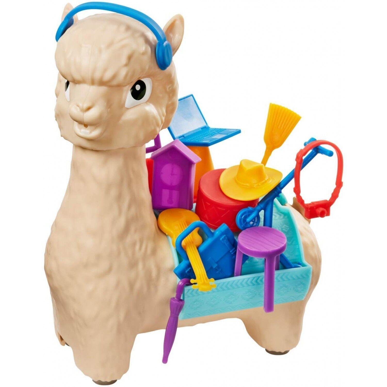 Mattel Gioco da Tavolo Mattel Lapo L'Alpaca