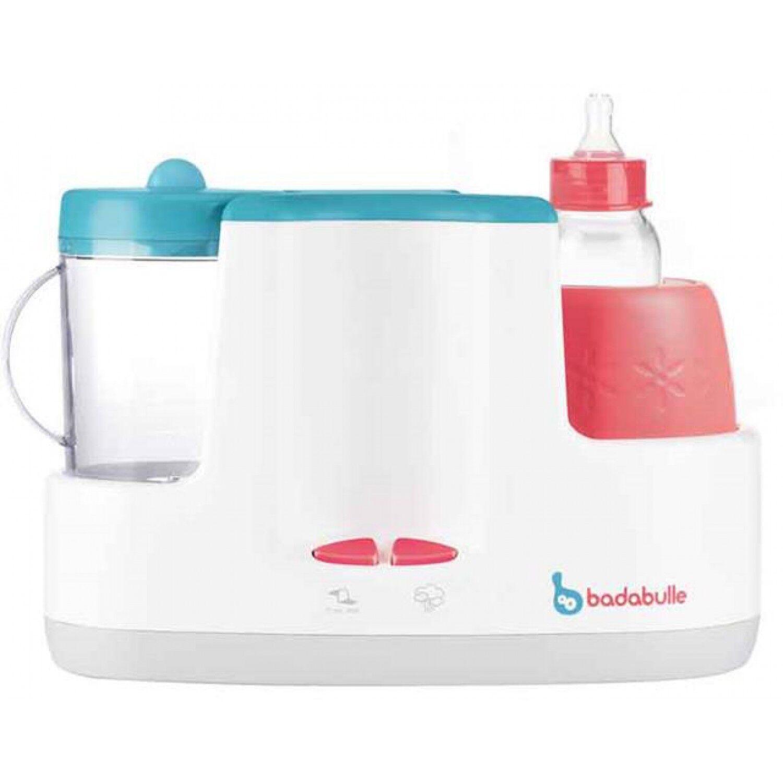badabulle cuocipappa badabulle baby station 4 in 1