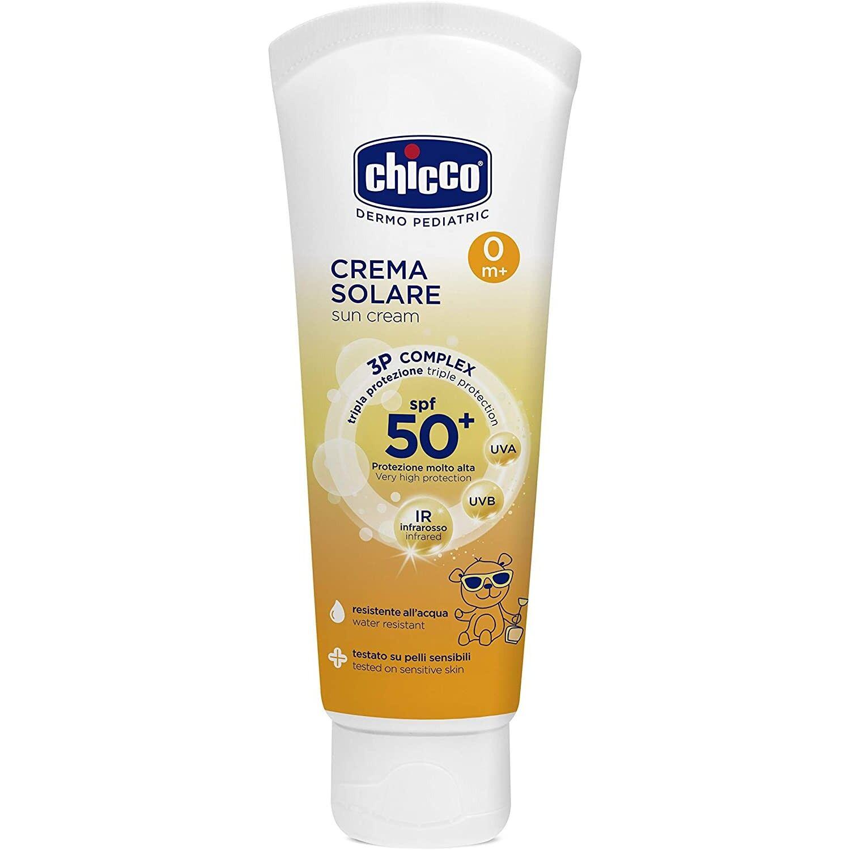 chicco crema solare spray chicco spf 50+ 75 ml