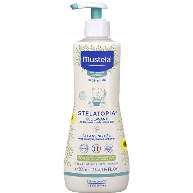 Mustela Gel Detergente Mustela Stelatopia 500ml