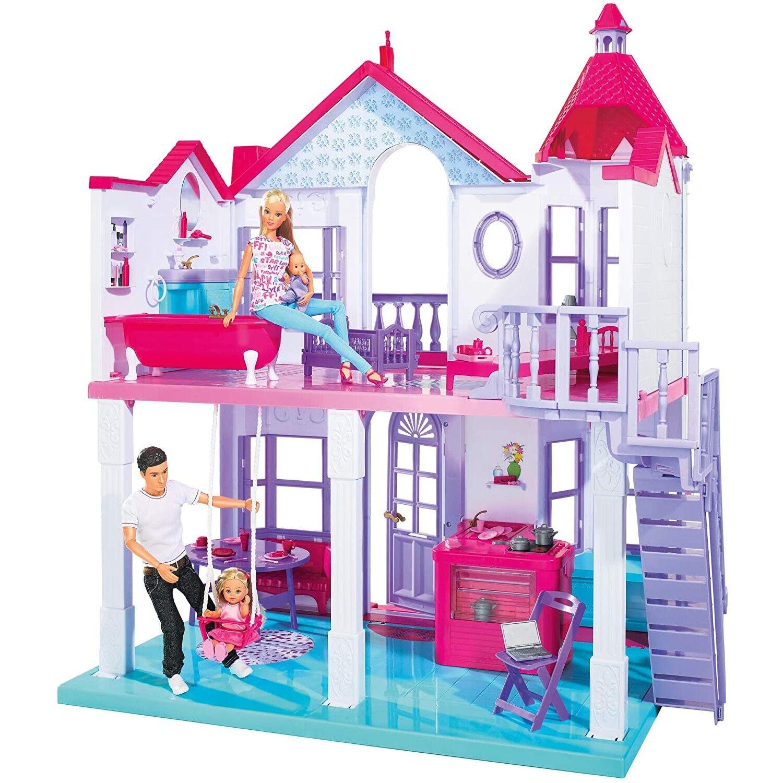 simba casa delle bambole simba steffi love la grande casa
