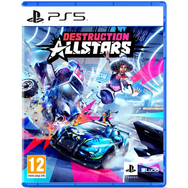 sony gioco playstation 5 destruction allstars