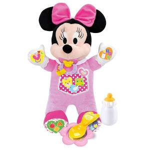 Clementoni Gioco Baby Clementoni Baby Minnie La Mia Amica Bambola