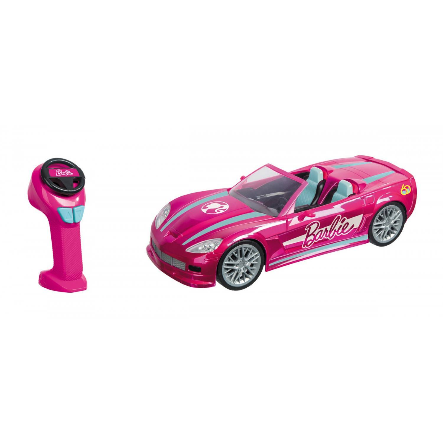 barbie macchinina radiocomandata mondo barbie dream car outlet non funzionante