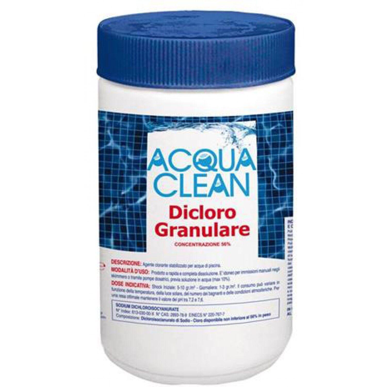 Bestway Dicloro Granulare Acqua Clean by Bestway 1 kg