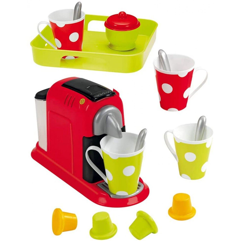 ecoiffier macchina del caffè ecoiffier by simba