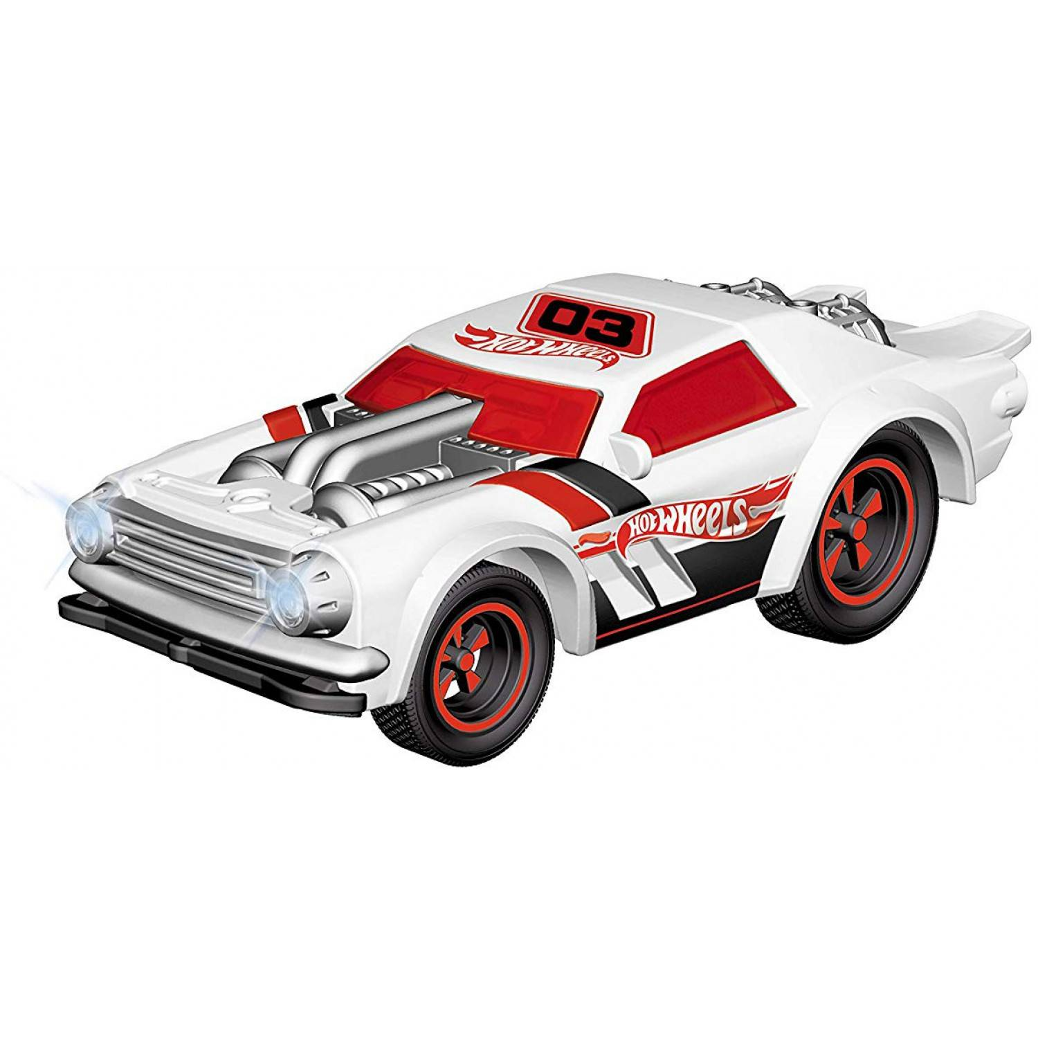 mondo macchinina mondo hot wheels radiocomandata night shifter