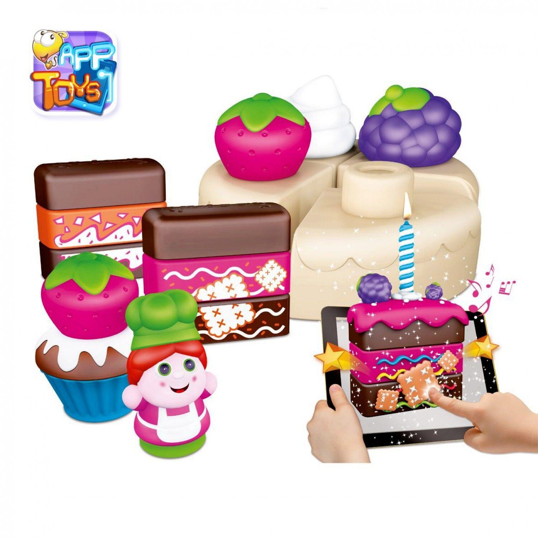 chicco costruzioni chicco cake design 30 pcs