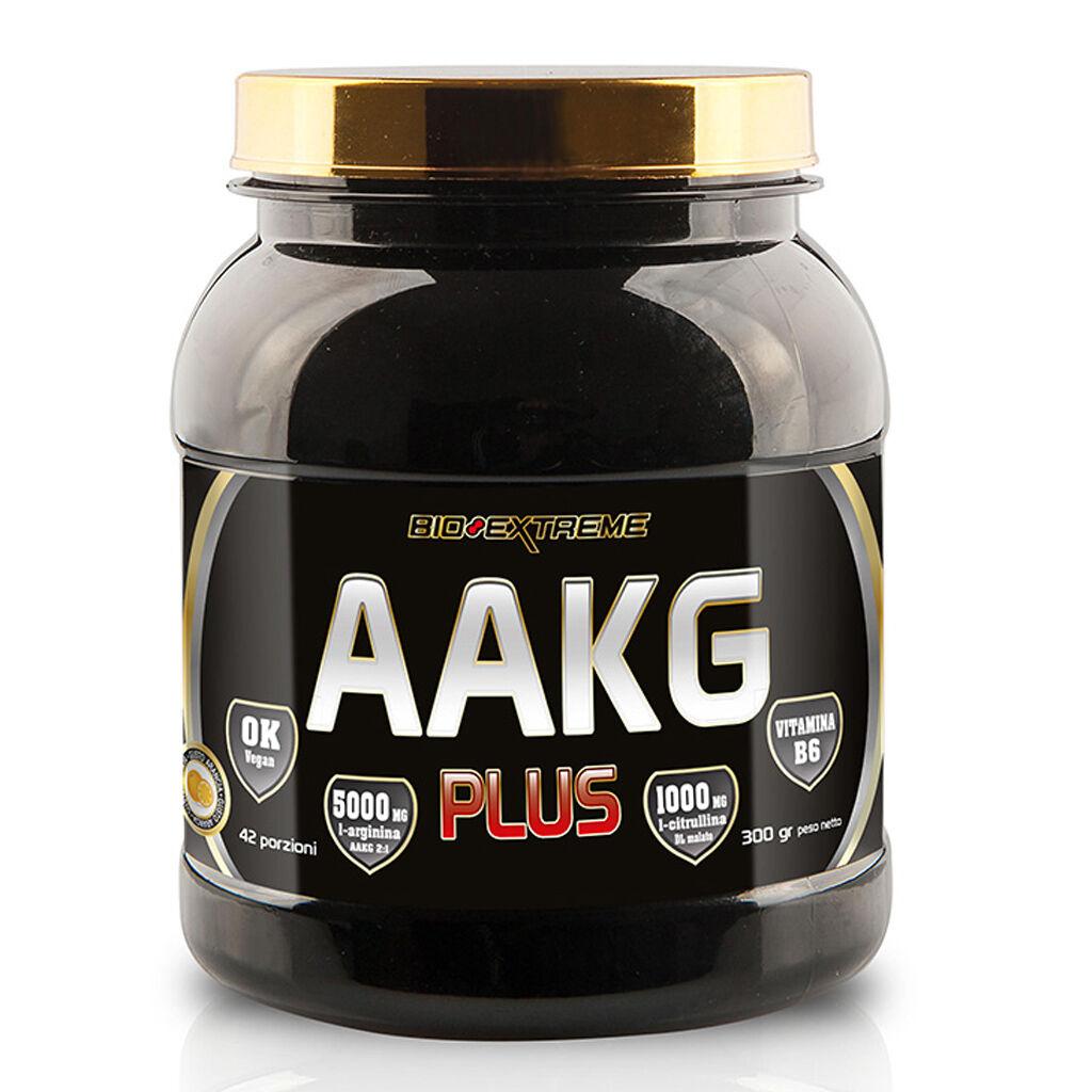 Bio Extreme Aakg Plus 300 Gr Arancia