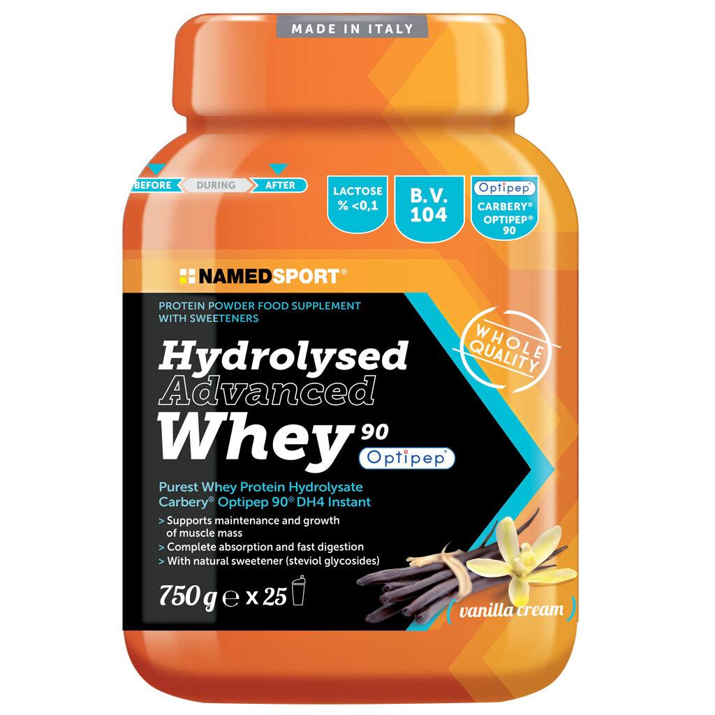 Named Sport Hydrolysed Advanced Whey 750 Gr Vaniglia