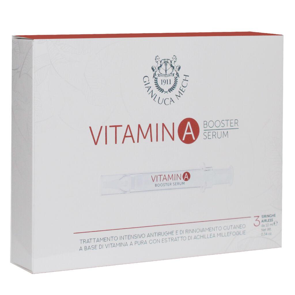 Tisanoreica Vitamin A Booster Serum 3 X 10 Ml