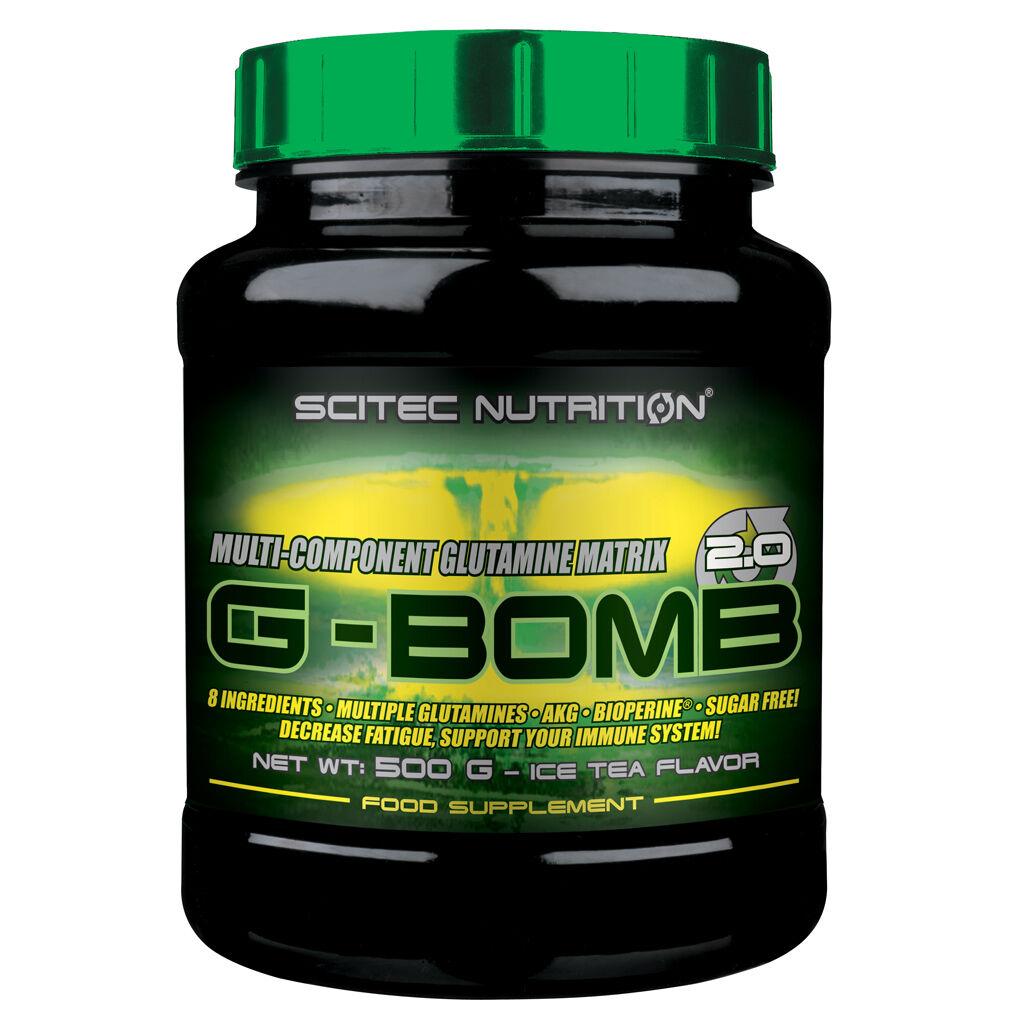 Scitec G-Bomb 2.0 500 Gr Ice Tea