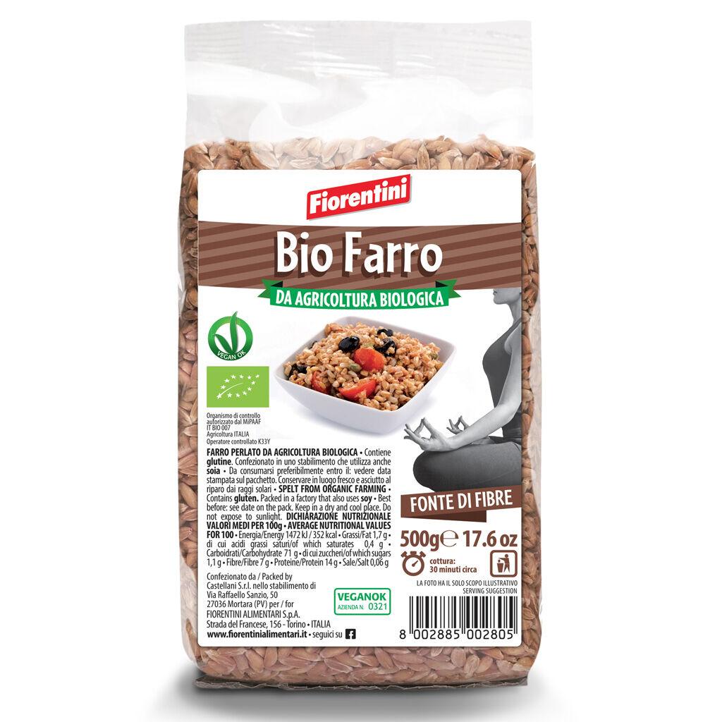 fiorentini bio farro 500 gr