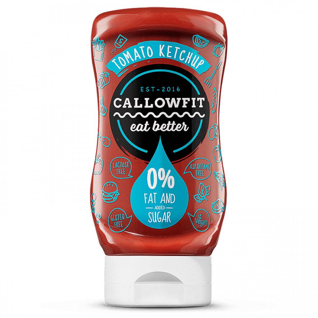 Callowfit Tomato Ketchup 300 Ml