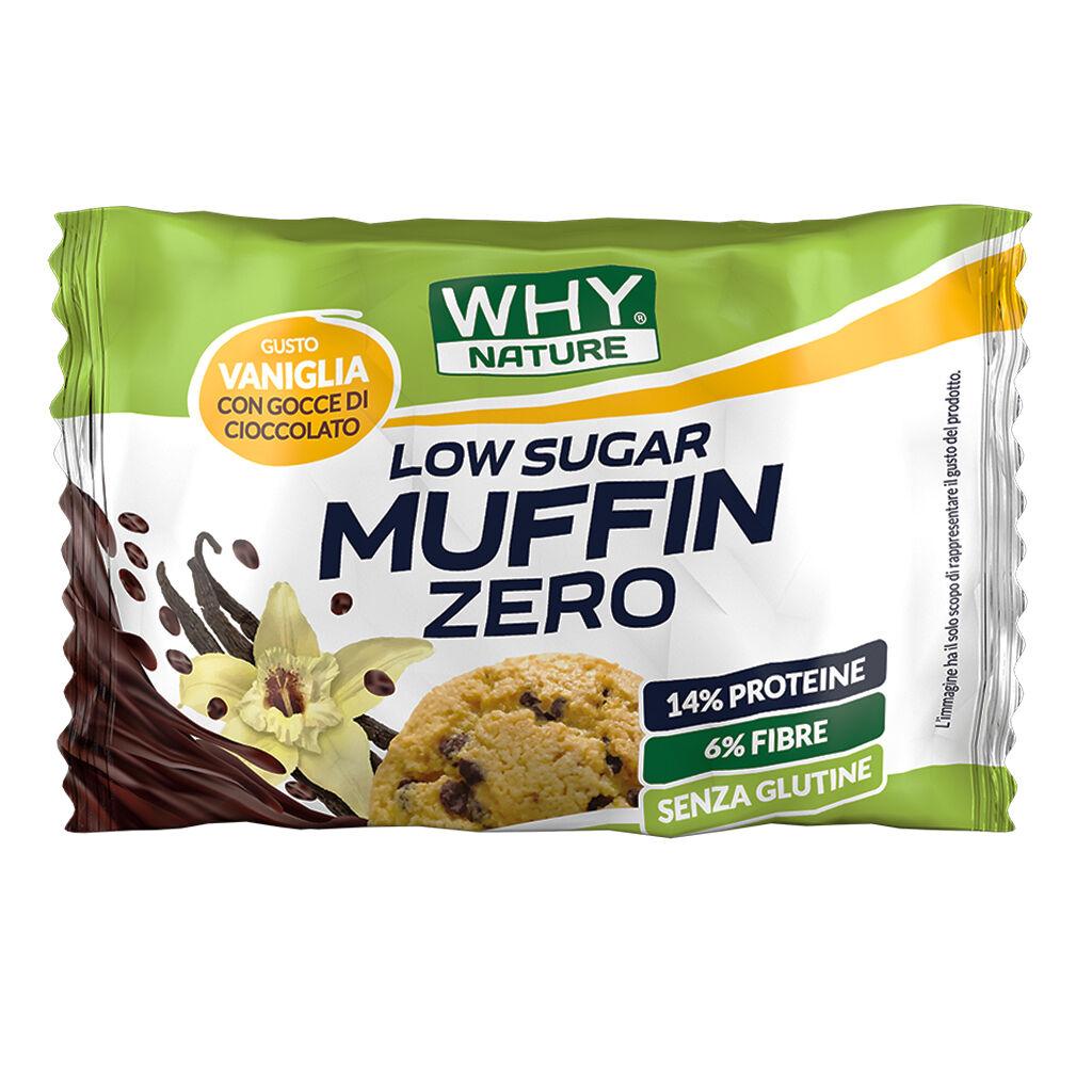 Why Nature Muffin Zero 27 Gr Vaniglia Con Gocce Di Cioccolato