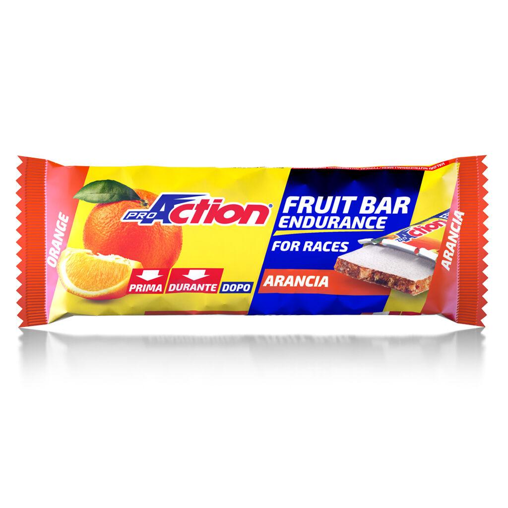 proaction fruit bar 40 gr arancia