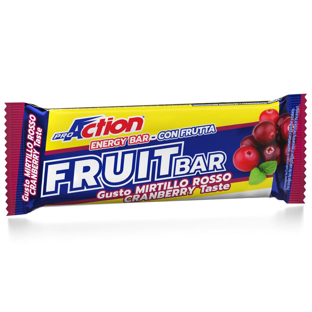 proaction fruit bar 40 gr mirtillo