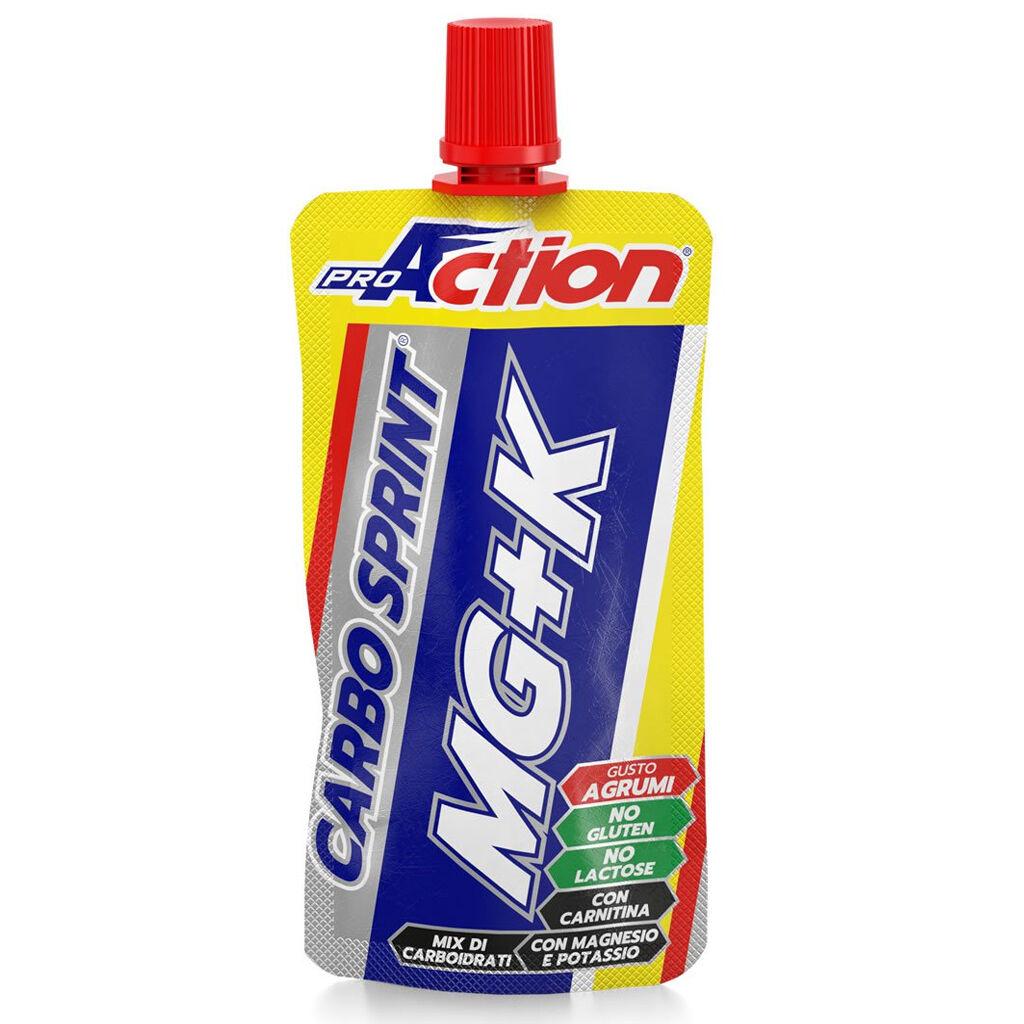 proaction carbo sprint mg+k 50 ml agrumi