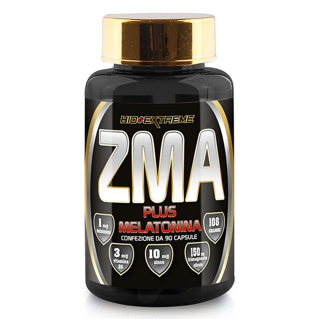 Bio Extreme Zma Plus Melatonina 90 Cps