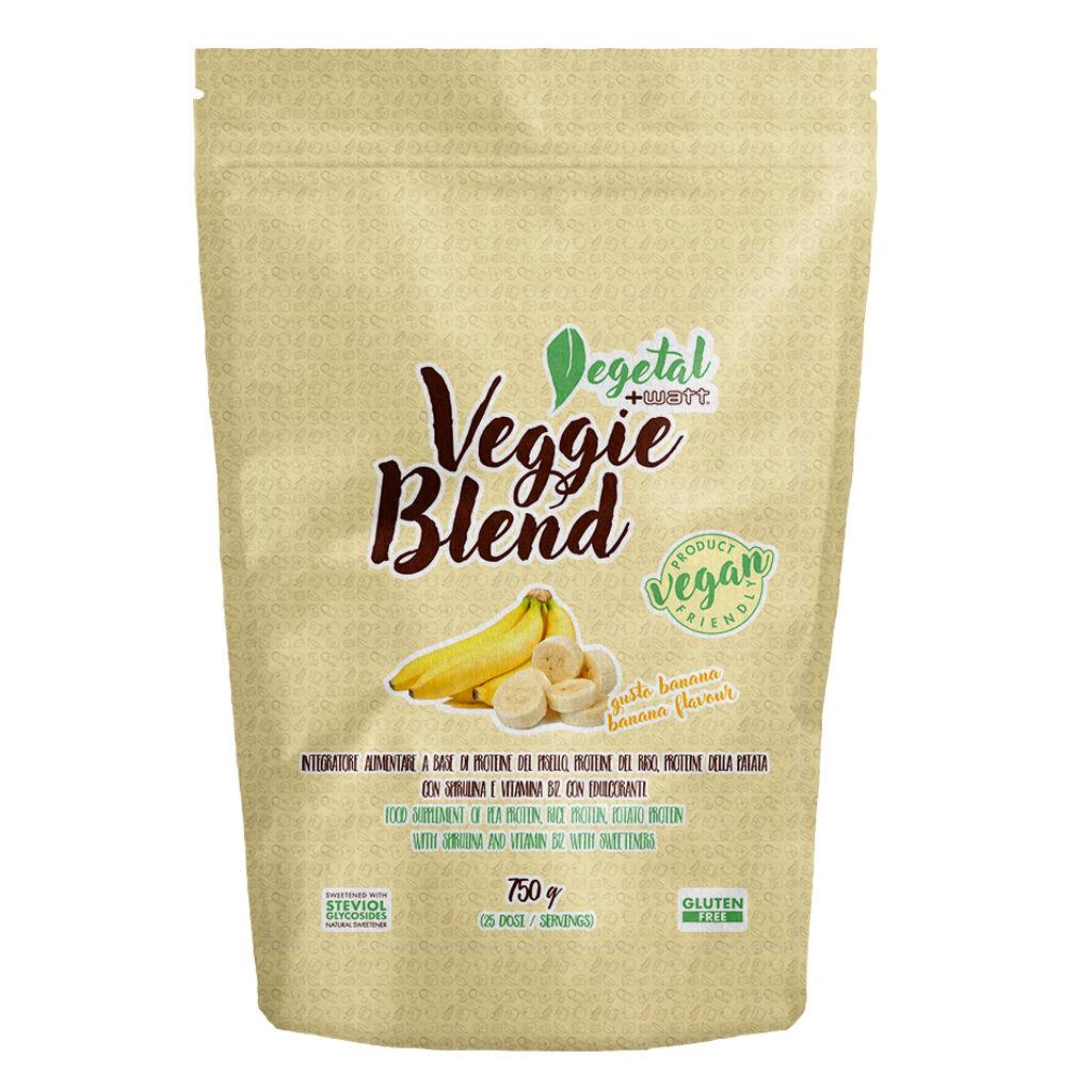 +watt Veggie Blend 750 Gr Banana