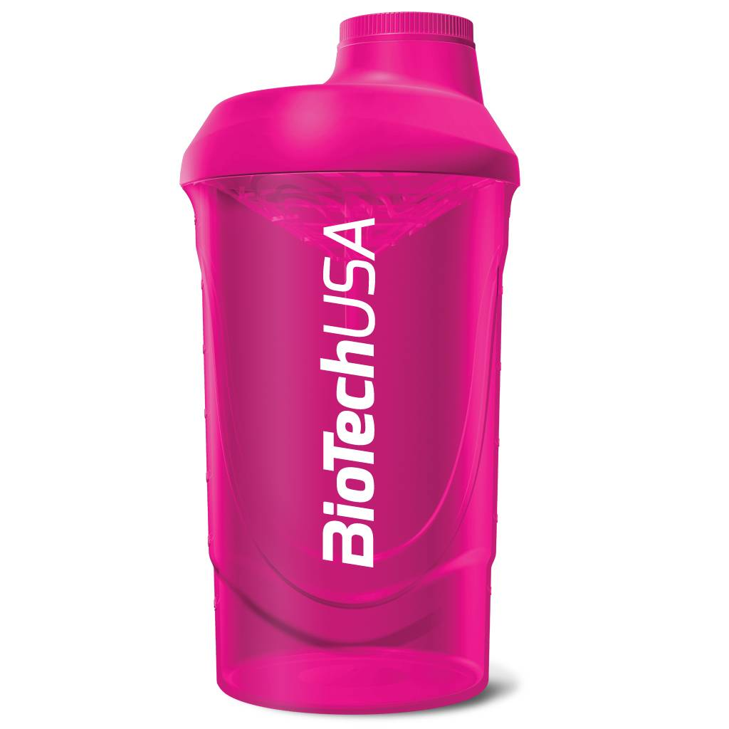 Biotech Usa Shaker Wave 600 Ml Colore Magenta