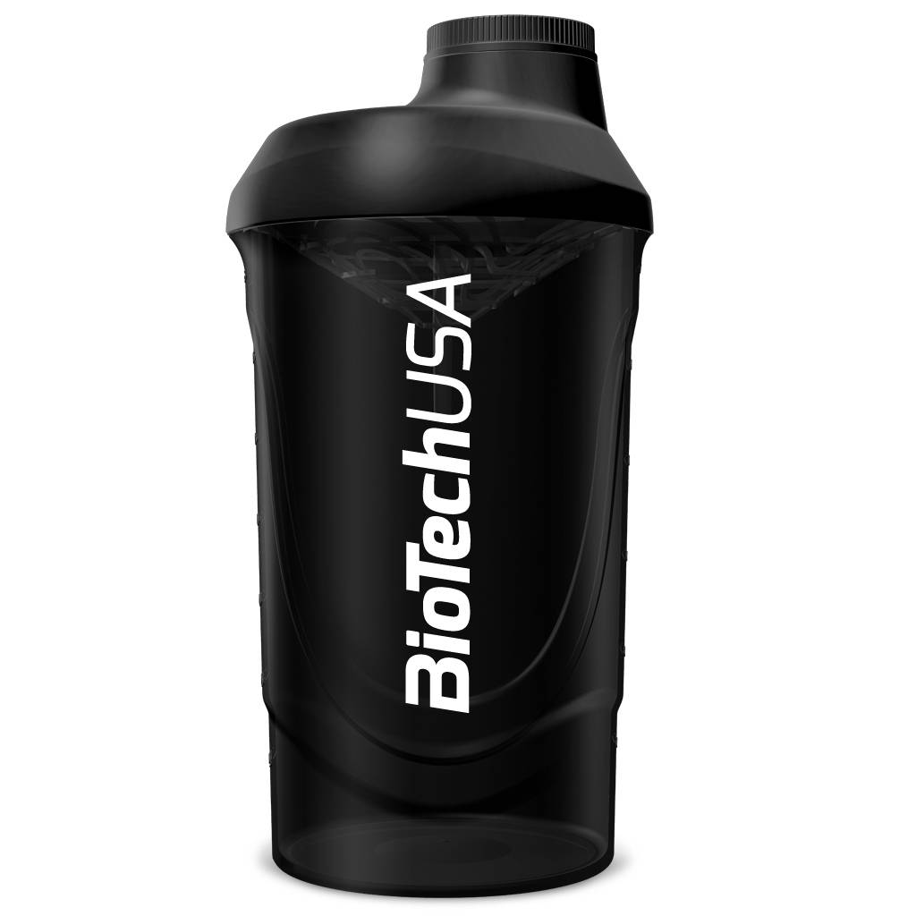 Biotech Usa Shaker Wave 600 Ml Colore Nero