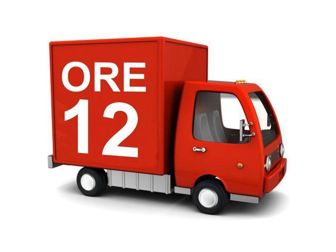 Spedizione urgente ORE12