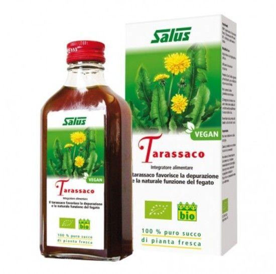 Salus Tarassaco Succo Bio 200ml