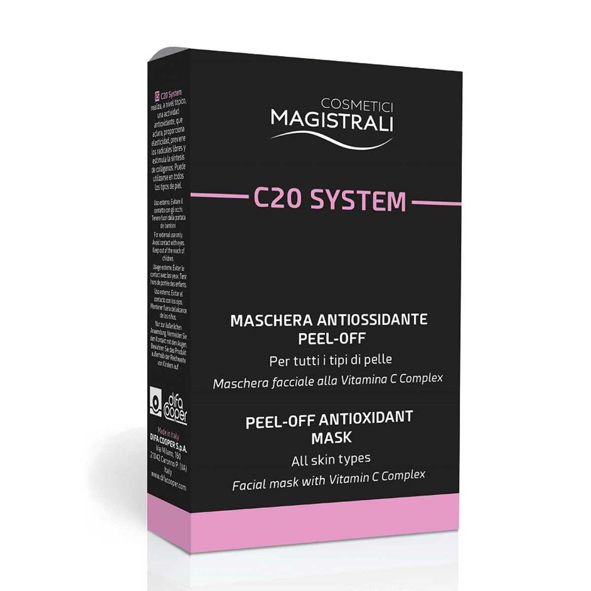 difa cooper c20 system box maschera 5 buste 6ml