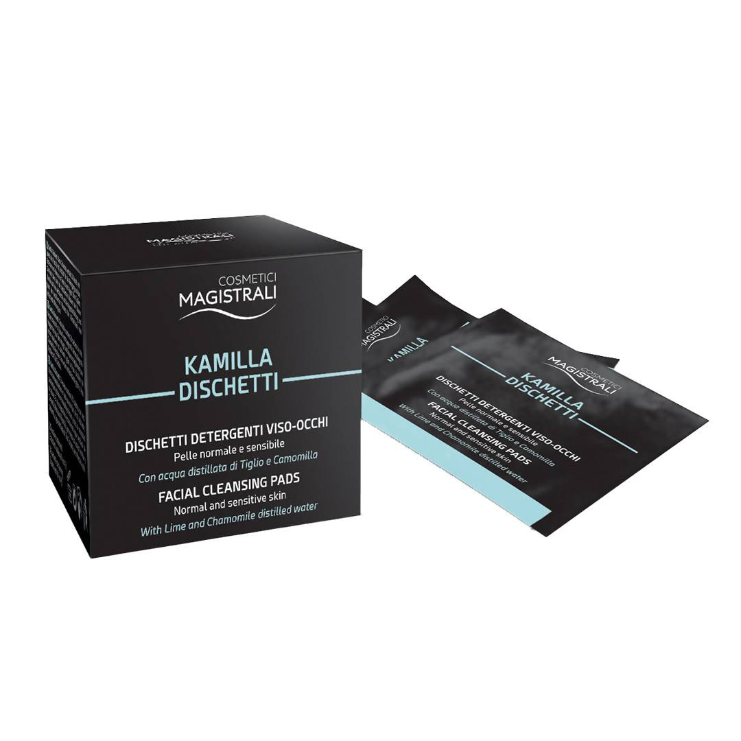 Cosmetici Magistrali Kamilla Dischetti Struccanti 20 X 4ml