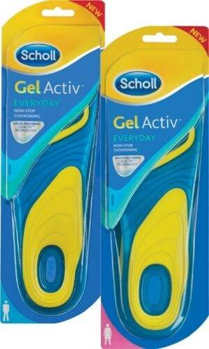 Scholl Gel Active Every Day Donna