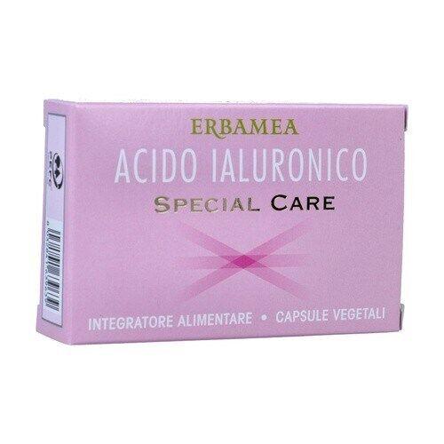 Erbamea Acido Ialuronico Special Care 24 Capsule Vegetali