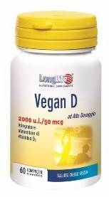 Longlife Vegan D 60 Compresse