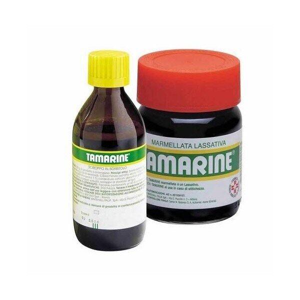 Pfizer Tamarine Marmellata 260 Grammi