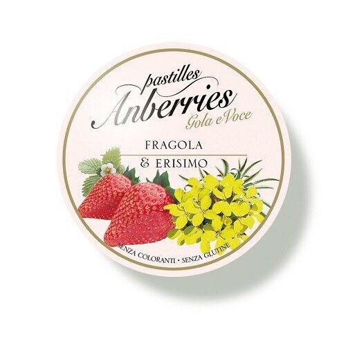 Anberries Fragola&Erisimo 55 Grammi