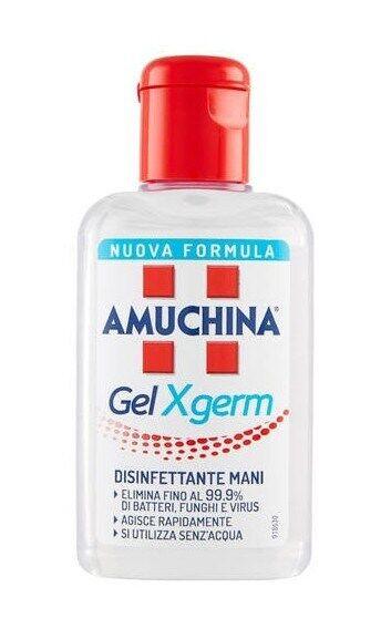 Amuchina Gel X-Germ Disinfettante mani 80ml