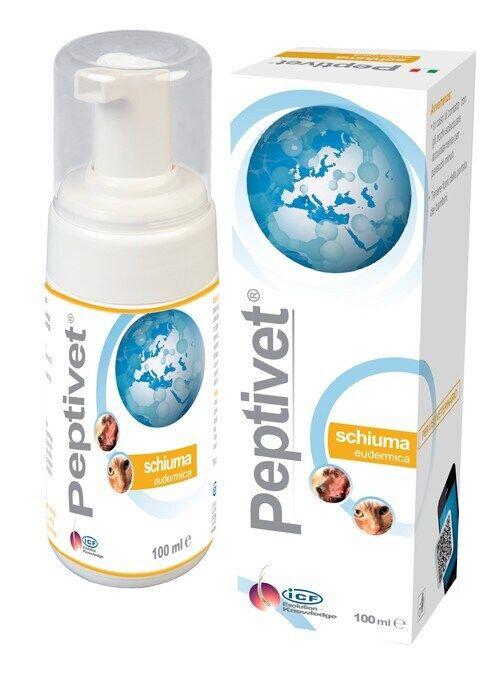 ICF Peptivet Schiuma Eudermica 100ml