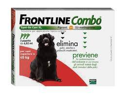 Frontline Combo Cani 3 Pipette 4.02