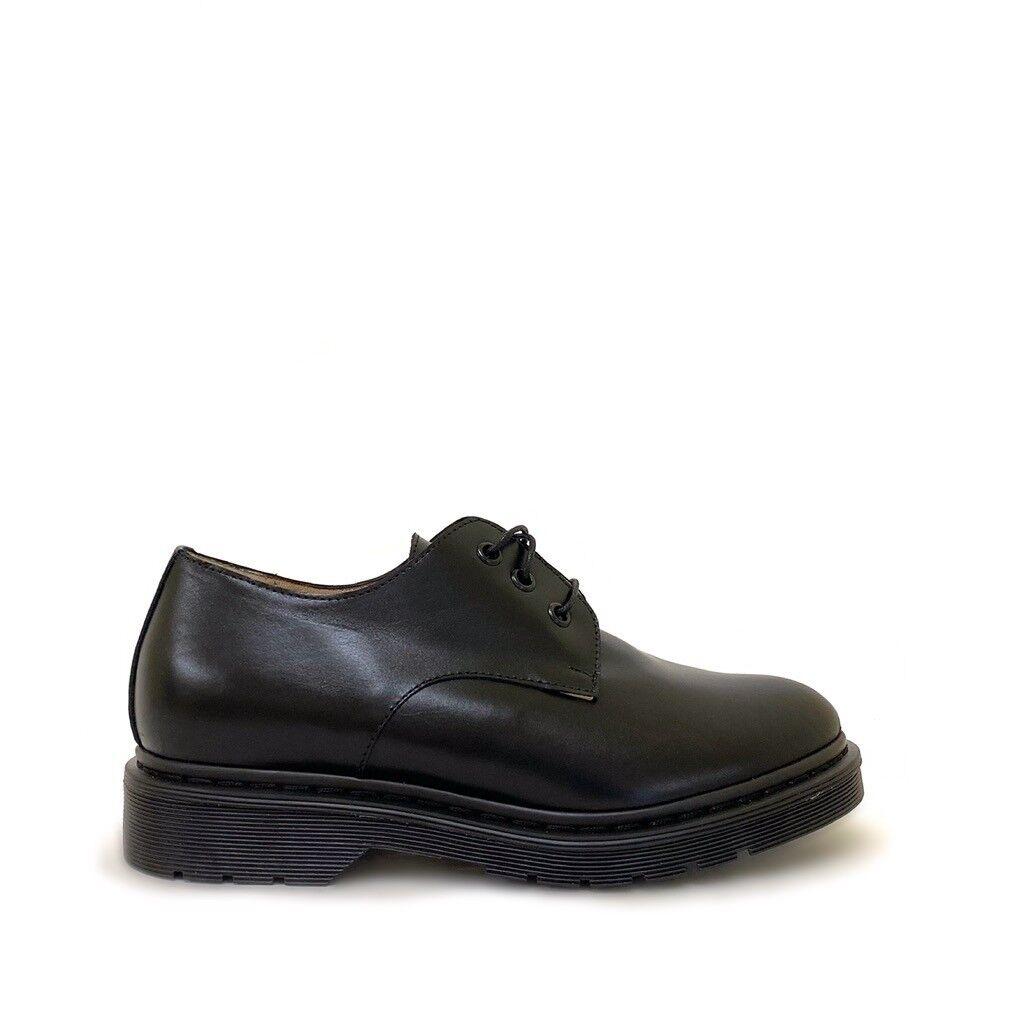 Shoe gar Francesine Nere